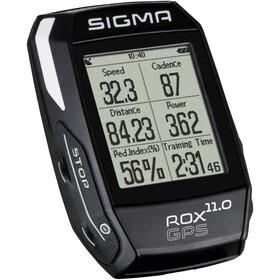 SIGMA SPORT ROX 11.0 Compteur GPS de vélo Basic, black